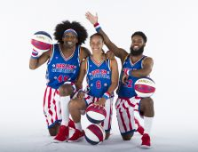 THE HARLEM GLOBETROTTERS AND BUTLIN'S ANNOUNCE SLAM DUNK PARTNERSHIP BROUGHT TOGETHER VIA MONGOOSE SPORTS & ENTERTAINMENT