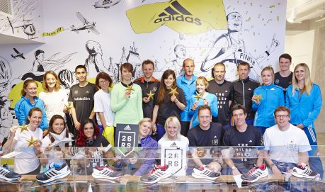 MONGOOSE GOES THE DISTANCE FOR ADIDAS