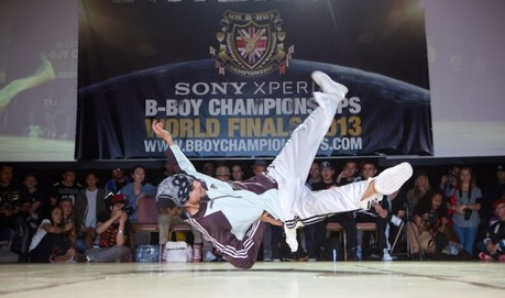 B-BOY CHAMPIONSHIP WORLD SERIES