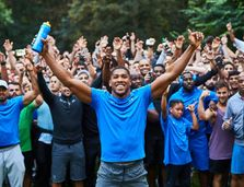 HOW LESS PROVED TO BE MORE WITH LUCOZADE SPORT NEW ANTHONY JOSHUA ADVERT