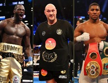 HEAVYWEIGHT BOXING: BATTLE OF THE BROADCASTERS?