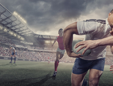 THE FITTEST SPORT 4: RUGBY