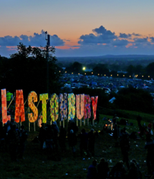 THE BEST OF GLASTONBURY PARTNERSHIPS