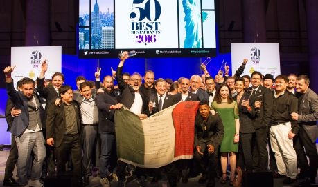 MONGOOSE ELEVATES GLOBAL REACH OF THE 50 BEST RESTAURANTS